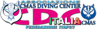 Cmas Diving Center Italia Logo