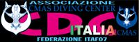 Cmas Diving Center Italia Logo
